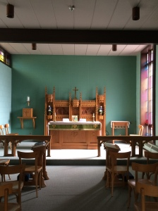 The Chapel of the Holy Family