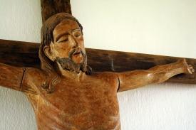 Guarani Crucifix